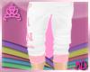 lMSl Pink Capris