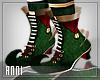 {A} Elf Shoes