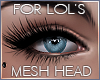 [MT] Mesh.H Eyes Blue