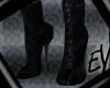 (EY) Fierce Fur Heels