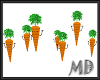 Dancing Happy Carrots