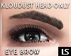 LS*HD Black Eyebrow - 3