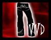 [VVD] Dark vampire Pants