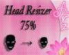 [Arz]Head Resizer 75%