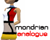 mondrian minidress