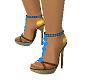 elisabet blue shoes