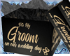 GIFT BOX FOR GROOM
