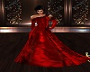 Red Julia Evening Gown