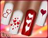 ED* Valentine's Day Hand