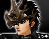 ! Dragon Demon Helm