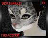 M! Feline Head