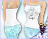 ! ViCi-PJ Party Blue Cat