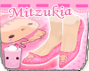 .M. Sleep Kitty Slippers
