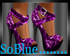 *SB* Leo Heels Purple