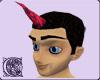 Red n Black Uni Horn