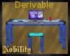 Computer Table Mesh