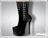 !Cat studded boots