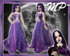 ~MP~ Purple Galaxy Gown