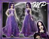 ~MP~ Purple Galaxy Gown