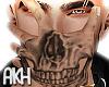A| Skull Hand Tattoo