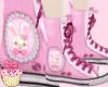 Bunny Chucks - Girly
