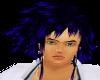 HAIR STYLE BLUEE W/BLACK