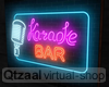 . karaoke  Neon Sign