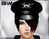 Vamp Goth Police Hat