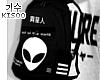 + alien backpack