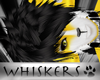 Whiskers :Bumble Hair M2