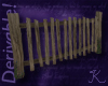 Rustic Fence