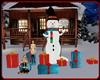 !   SNOWMAN  10  POSES