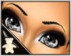 [GB] Natural brows BLACK