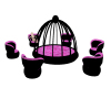 Pink Club Cage