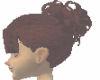 1 winered hair