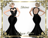 Wedd shine black