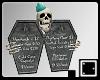 ♠ Funeral Diner Menu