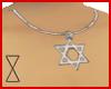Star of David in Silver