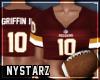 ✮ Redskins Jersey