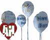 [AH] Baby Boy Balloons