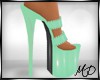 Feisty Mules Mint