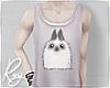 Mochi Bunny Tank Top