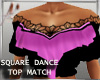 SQUARE DANCE TOP MATCH