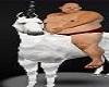 Male Fat Avatar on Unicorn