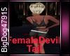 [BD]FemaleDevilTail