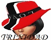 TRINIDAD HAIR  HAT