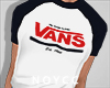 N | Authentic Vans Tee