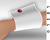! L! Bunny Cuffs ~ Red