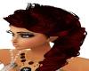 Red Keisha Hair