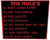The Rule's